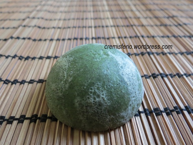 BARA COSMETICS Champú sólido Green 4