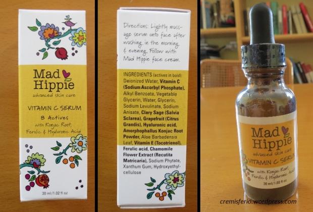 MAD HIPPIE Vitamin C Serum 8 actives