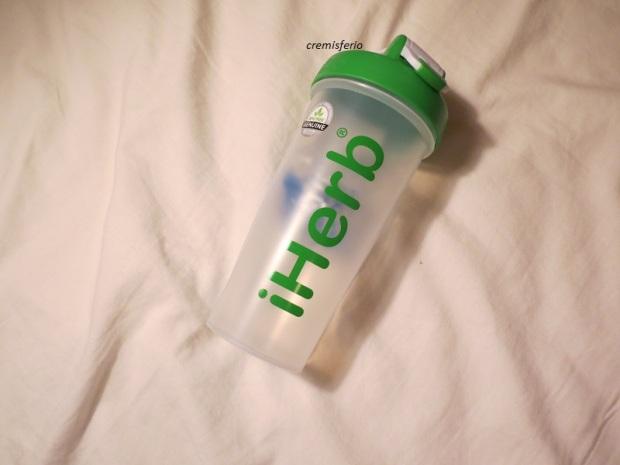 IHERB Haul diciembre 2017 - shaker iHerb