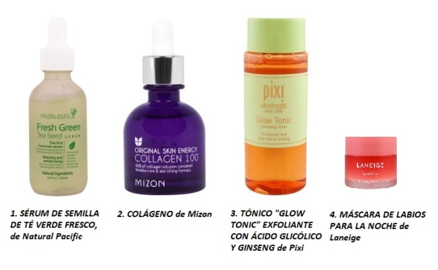 WISHLIST Black Friday 2017 IHERB cosmética coreana