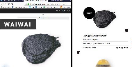 haul waiwai store - enero 2019 - exfoliante facial vs scrub scrub scrub